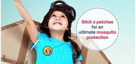 Mosquito Repellent Stickers