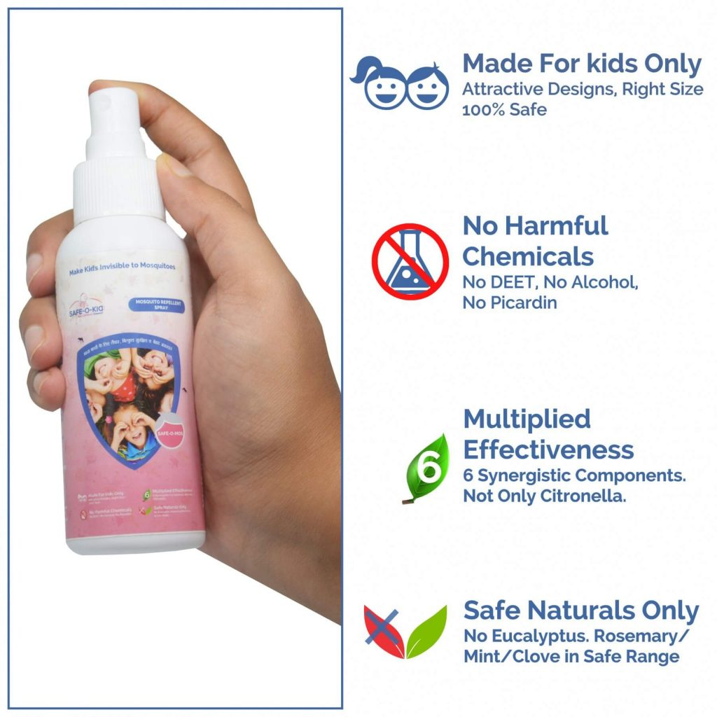 Safeokid Spray