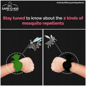 Best Mosquito Repellent Wristband for Kids