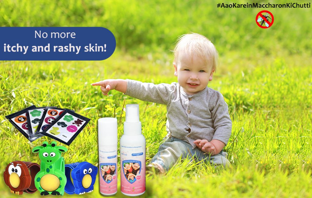 Top Natural Mosquito Repellent for Your Kids