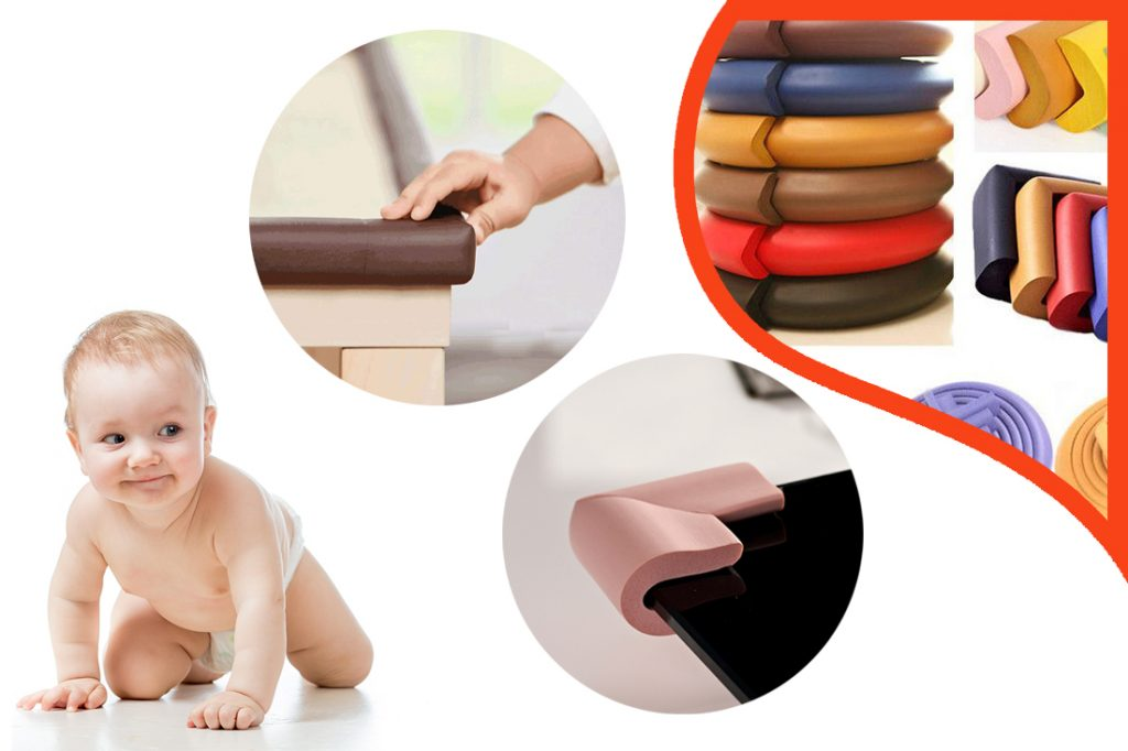 Baby Proofing Edge & Corner Guards for Your Little Ones