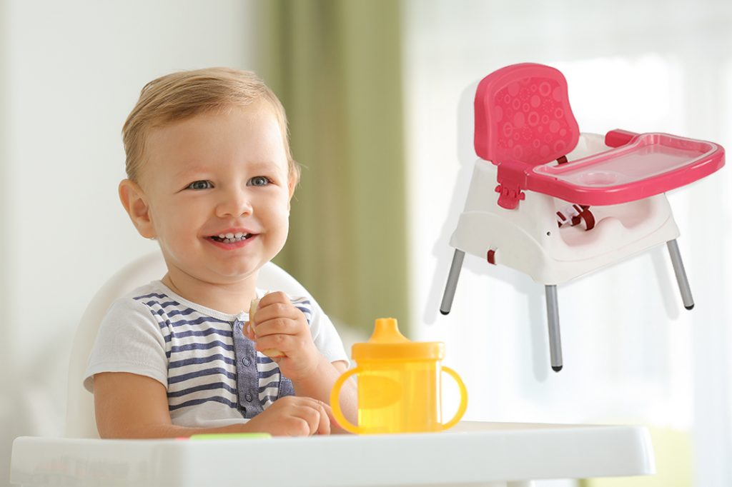 Is Your Baby All Set for a High Chair?