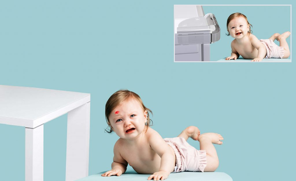 Why Should Parents Use Baby Safe Corner Guards in Their Homes?